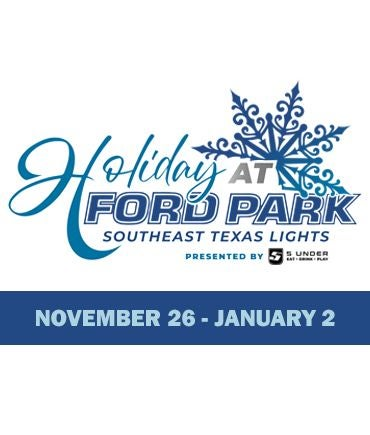 More Info for Holiday at Ford Park Presented by 5 Under