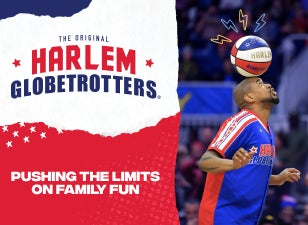 More Info for Harlem Globetrotters PUSHING THE LIMITS