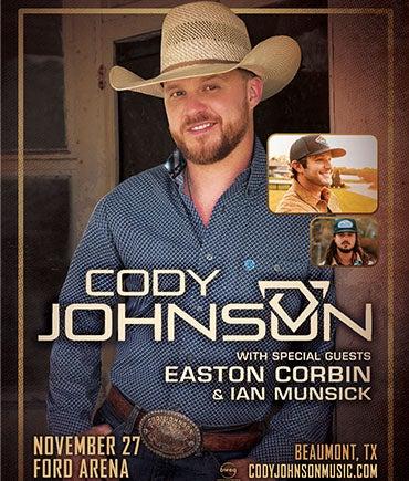 More Info for Cody Johnson