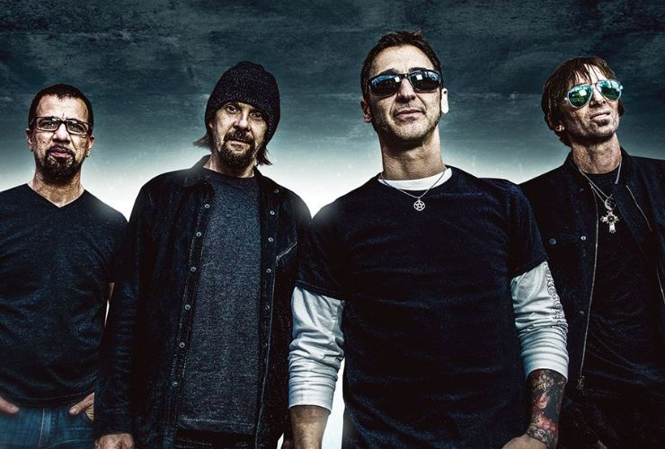 More Info for GODSMACK RETURNS TO BEAUMONT AT  FORD PAVILION APRIL 10!