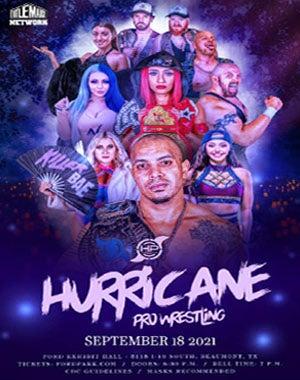 More Info for Hurricane Pro Wrestling