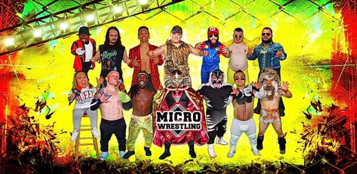 Micro Wrestling