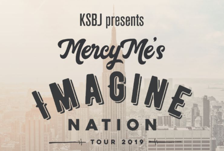 "More Info for MERCYME EXTENDS ""IMAGINE NATION TOUR"" TO COME TO FORD PARK MARCH 8, 2019"