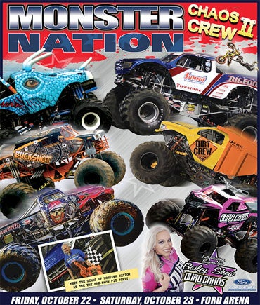 More Info for Monster Nation Chaos Crew II