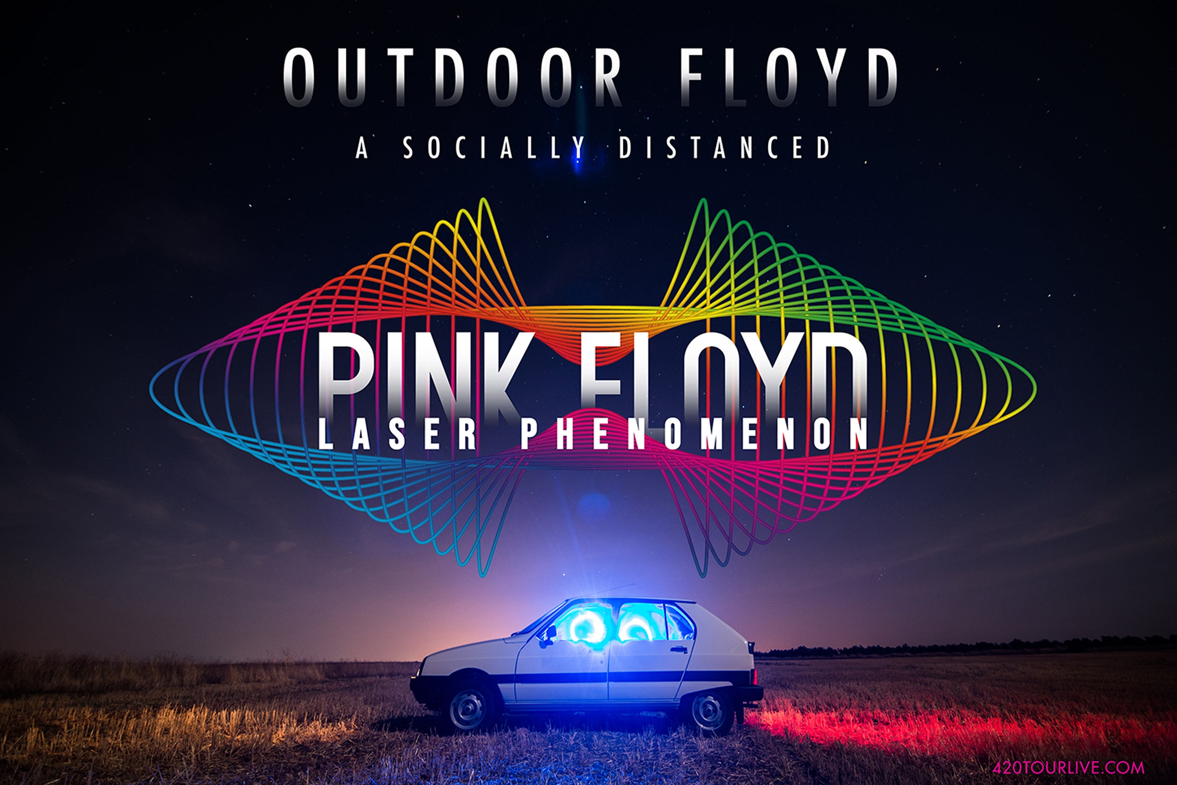 More Info for Outdoor Floyd: Pink Floyd Laser Phenomenon