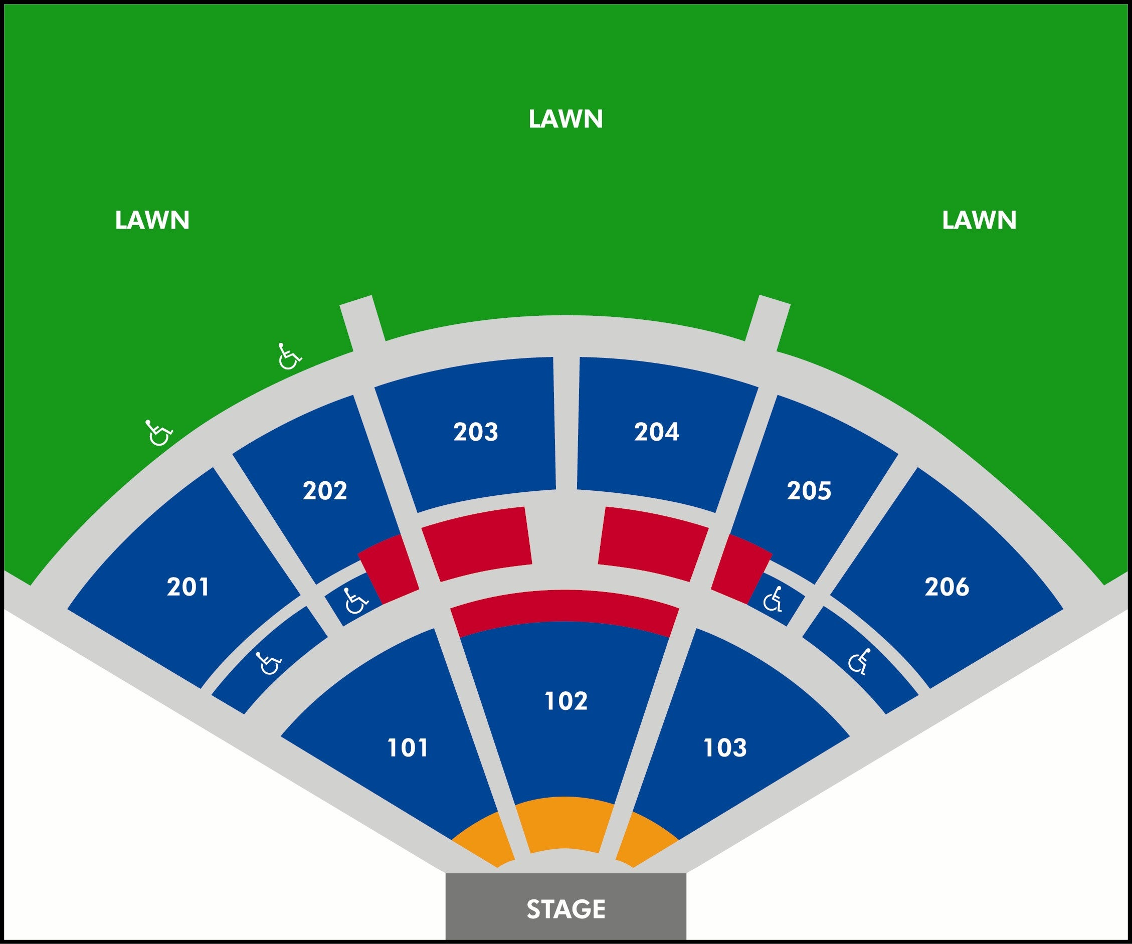 Ford Park Seating Chart Beaumont Tx