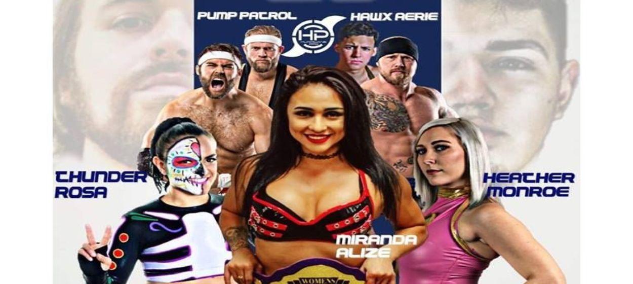 Hurricane Pro Wrestling spotlight