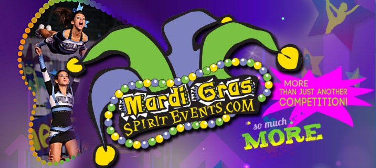 Mardi Gras Nationals Bead Fest