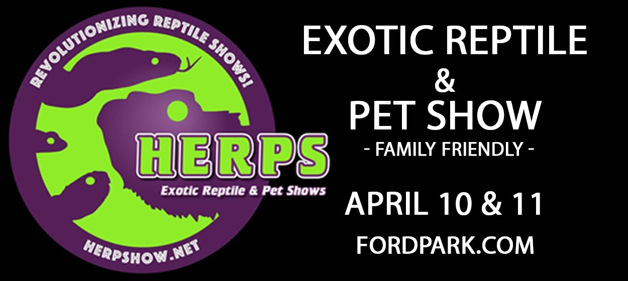 HERPS Exotic Reptile and Pet Show