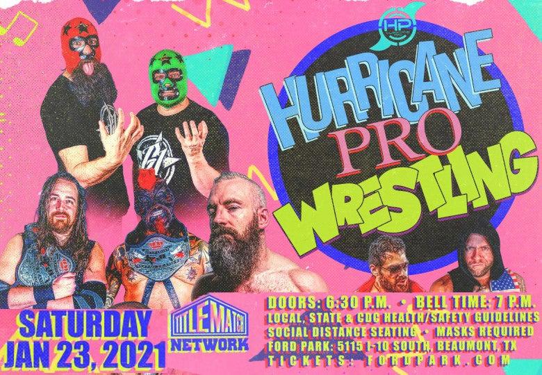 Hurricane Pro Wrestling