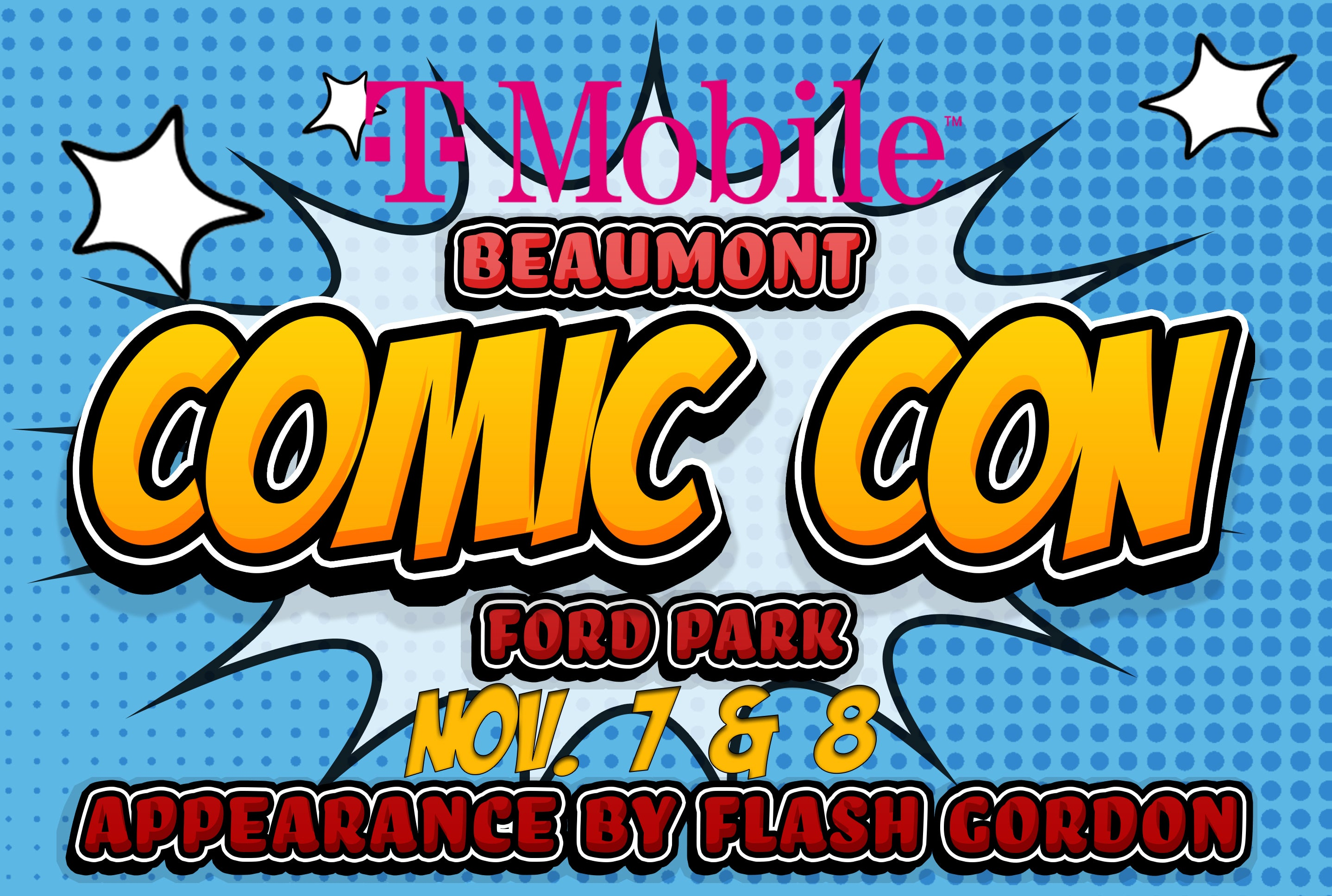 More Info for Beaumont Comic Con 2020